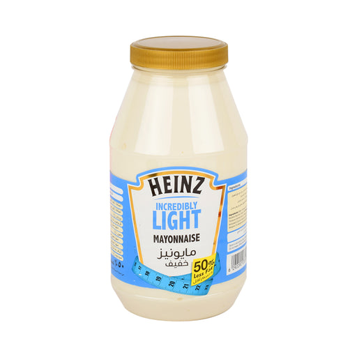 Heinz Mayonnaise Light 50%Less Fat 940gm