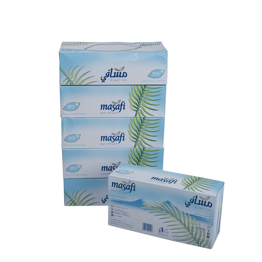 Masafi White Soft Tissue  150'S 5+1