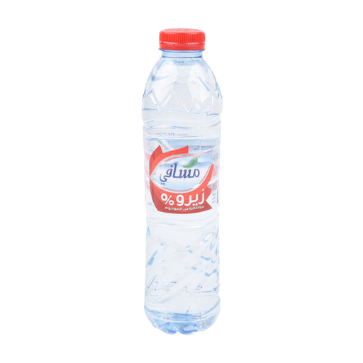 Masafi Zero Sodium Mineral Water 500 Ml