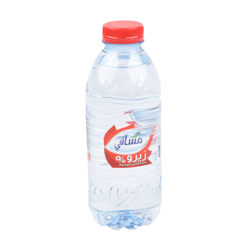 Masafi Zero Sodium Mineral Water 330 Ml