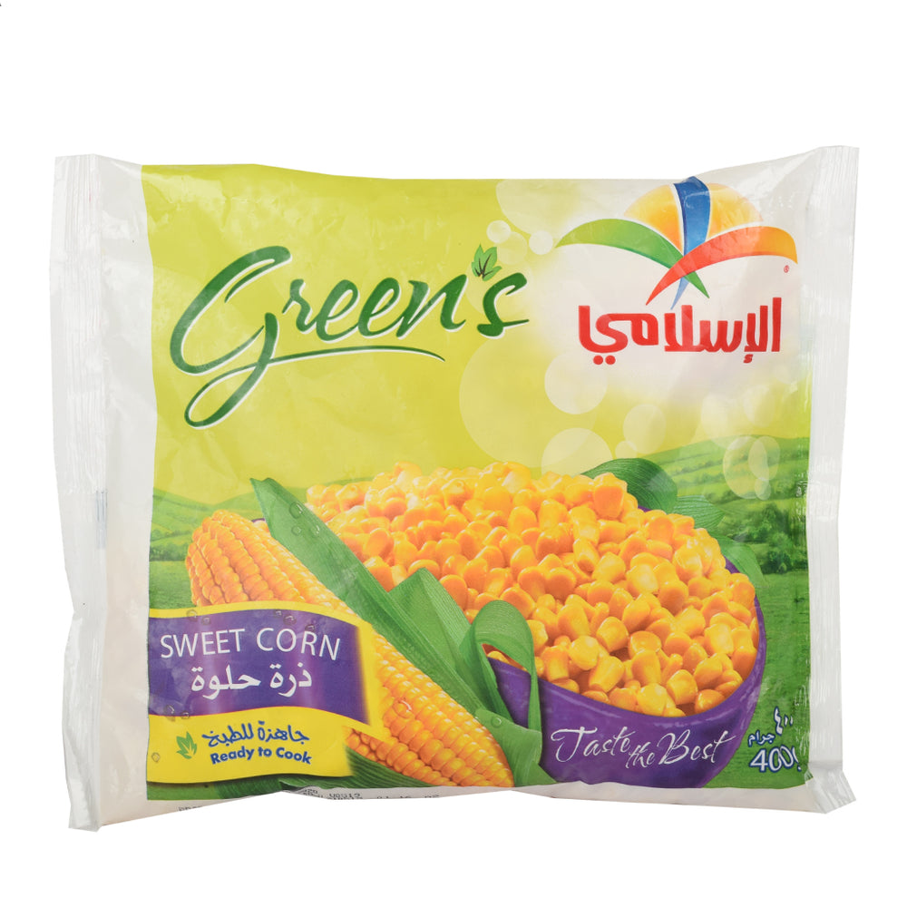Al Islami Sweet Corn 400gm