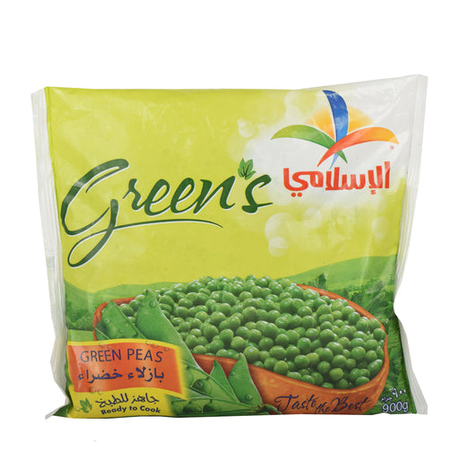Al Islami Green Peas 900gm
