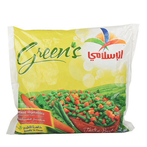 Al Islami Mix Vegetable 900gm