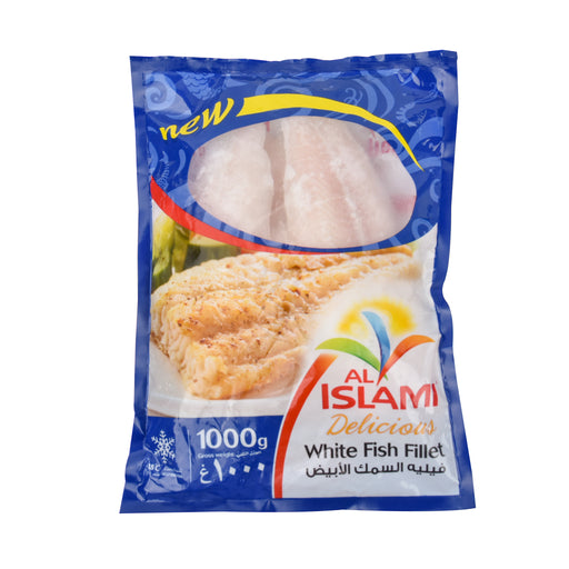 Al Islami White Fish Fillet 1000gm