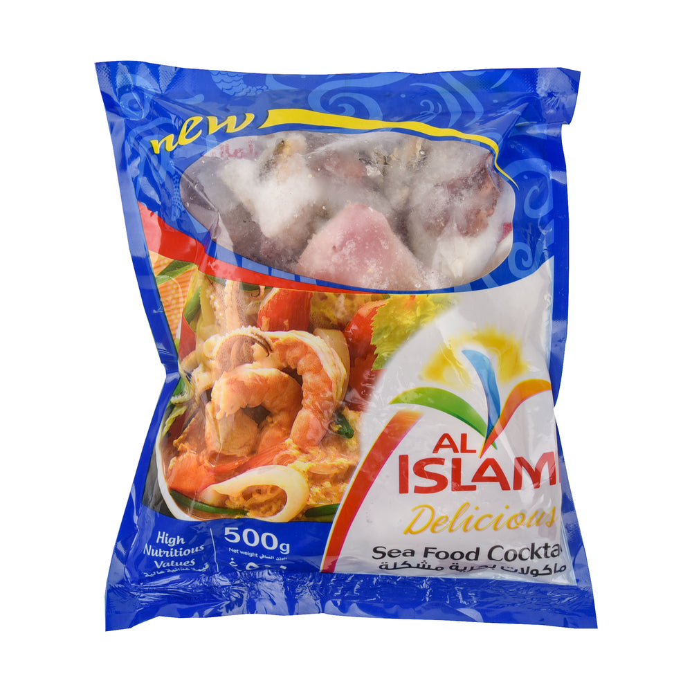 Al Islami Sea Food Cocktail 500gm