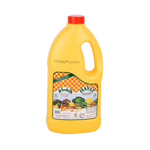 Hayat Vegetable Palm Oil Plastic 1.8Ltr