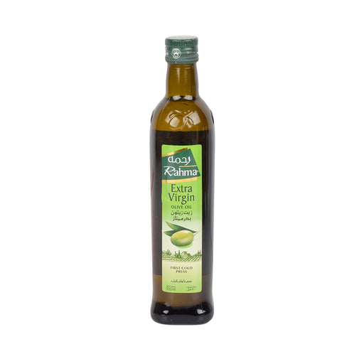 Rahma Olive Oil Extra Virgin Bottle 500ml