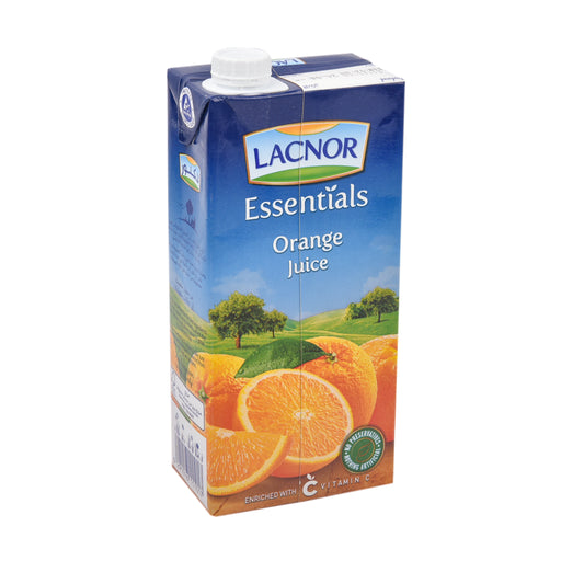 Lacnor Essential Orange Juice 1 Litre