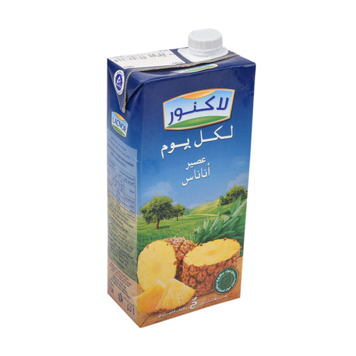 Lacnor Essential Pineapple Juice 1 Litre