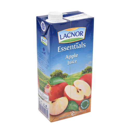 Lacnor Essential Red Apple Juice 1 Litre