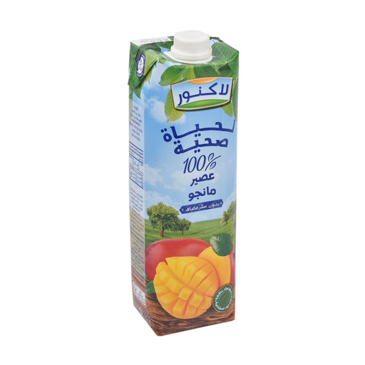 Lacnor Juice Healthy Living Mango 1 Litre