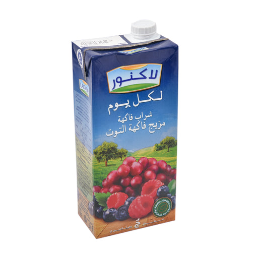 Lacnor Essential Mixed Berries Juice 1 Litre