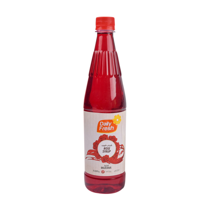 Daily Fresh Rose Syrup 725ml