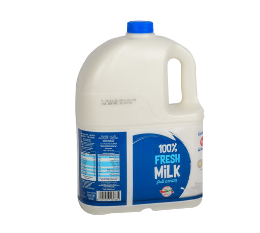 Al Ain Fresh Milk Full Cream 4 L