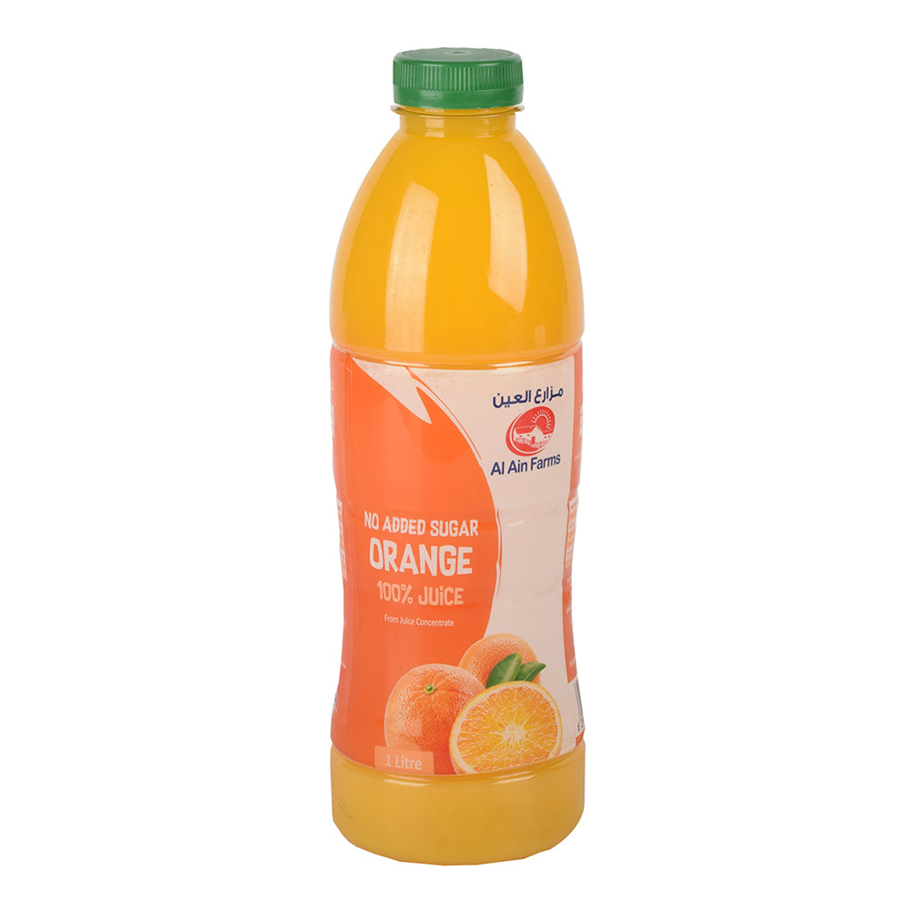 Al Ain Fresh Orange Juice 1 Litre