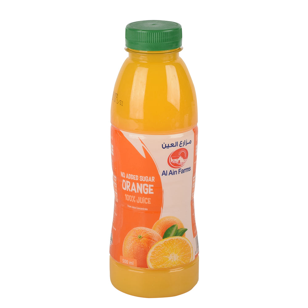 Al Ain Fresh Orange Juice 500 Ml