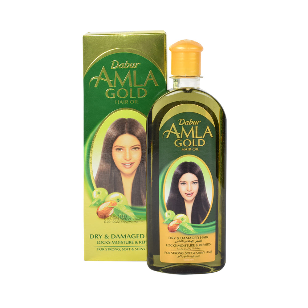 Dabur Amla Gold Hair Oil 300Ml