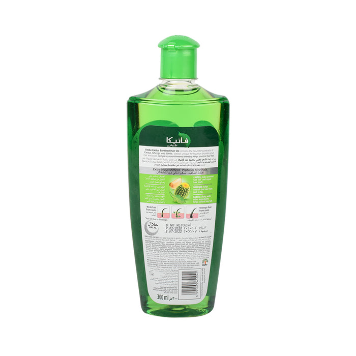 Dabur Vatika Cactus Hair Oil 300Ml
