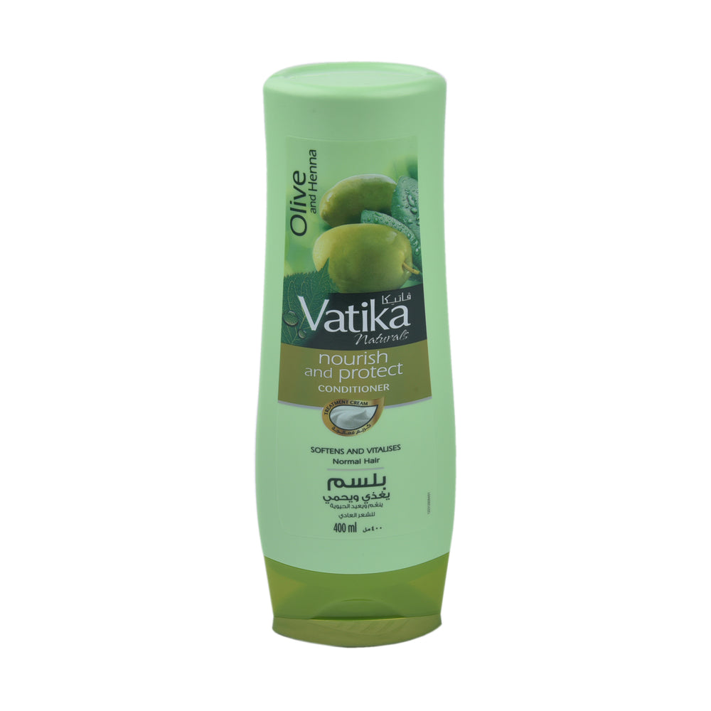 Dabur Vatika Conditioner Nourish&Protect 400Ml