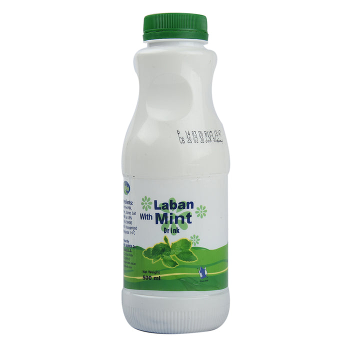 FRESHCO Laban Up Mint Pet 500Ml