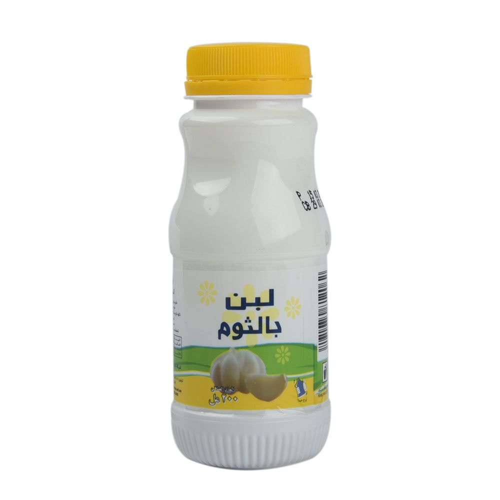 FRESHCO Fresh Laban Up With Garlic 200Ml