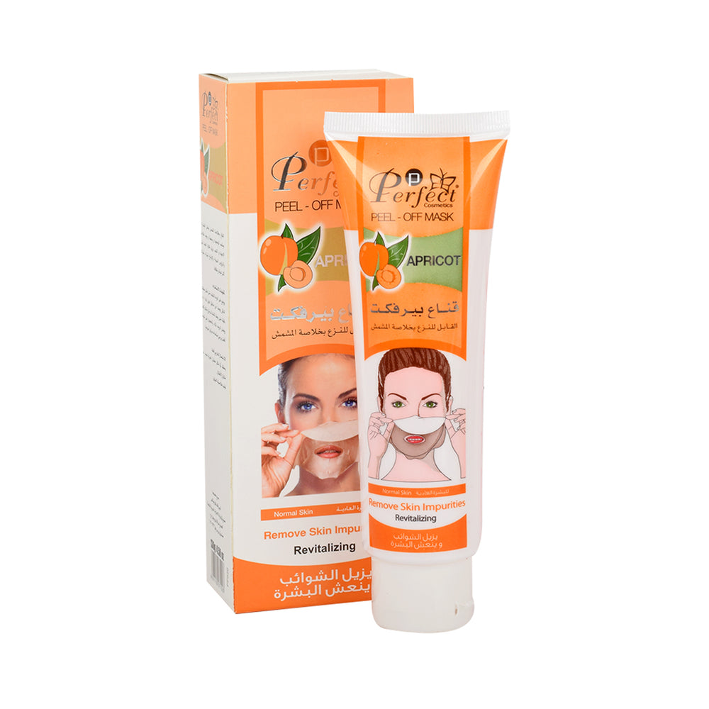 Perfect Peel-Off Mask Apricot Anti Aging 130 Gm