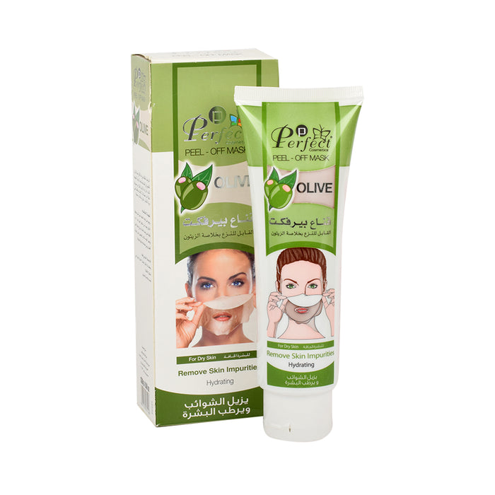 Perfect Peel-Off Mask Olive Radian 130 Gm