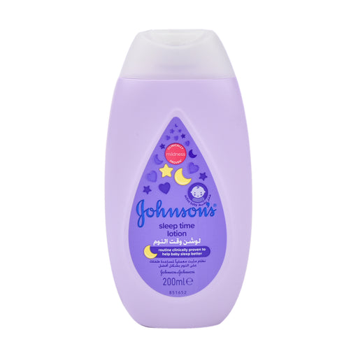 Johnson'S Baby Bed Time Lotion 200 Ml