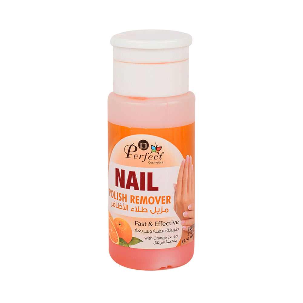 Perfect Nail Polish Remover Orange 125Ml