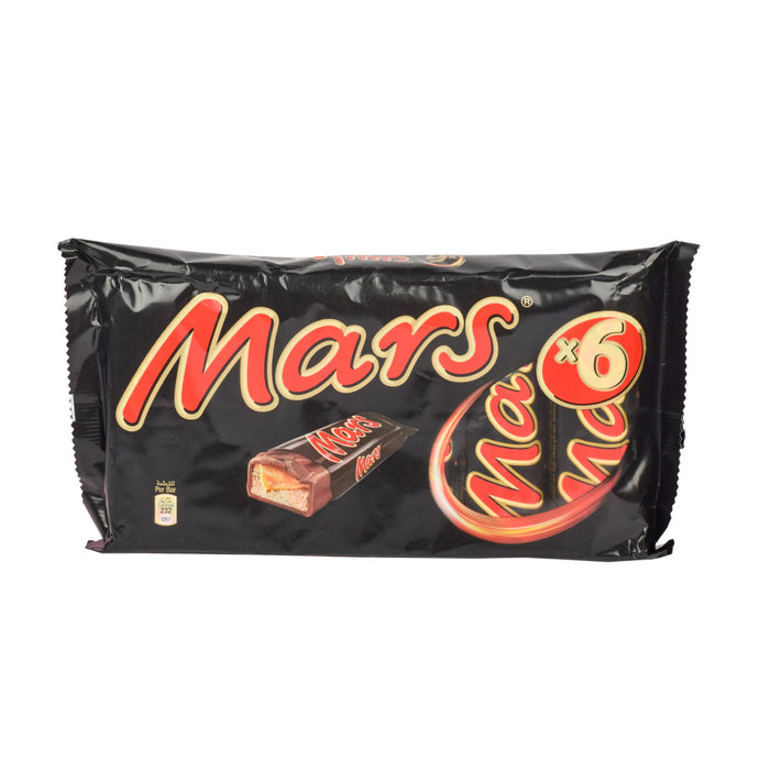 Mars Chocolate Multipack 306g