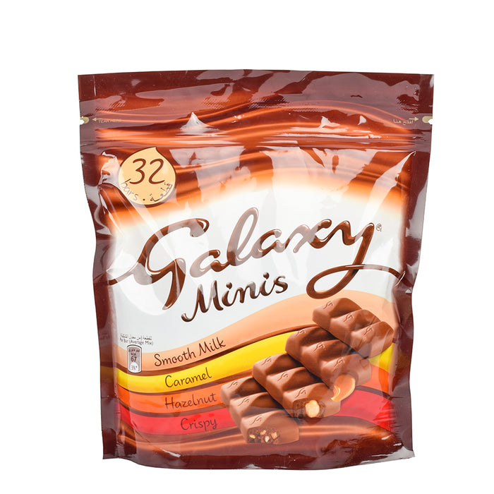 Galaxy Minis Mixed Chocolate 400g