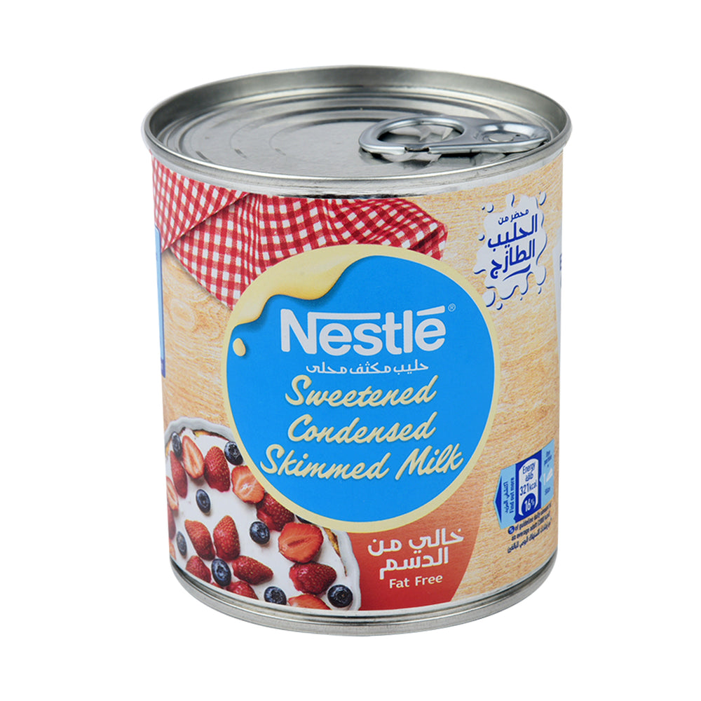 Nestle Sweetened Condensed Milk Fat Free 405Gm
