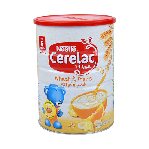 Nestle Cerelac Fruit & Wheat With Milk 1Kg