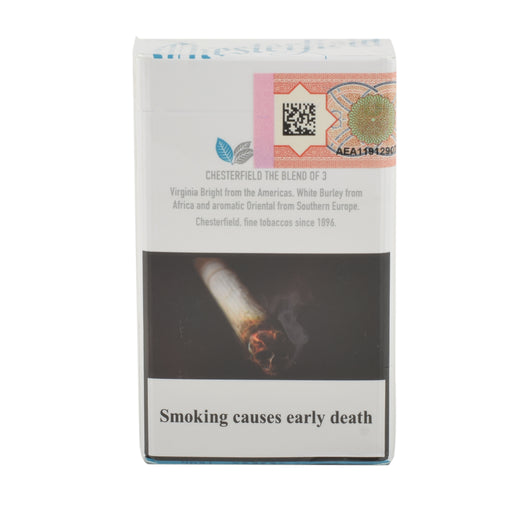 Cigarette Blue King Size 20'S