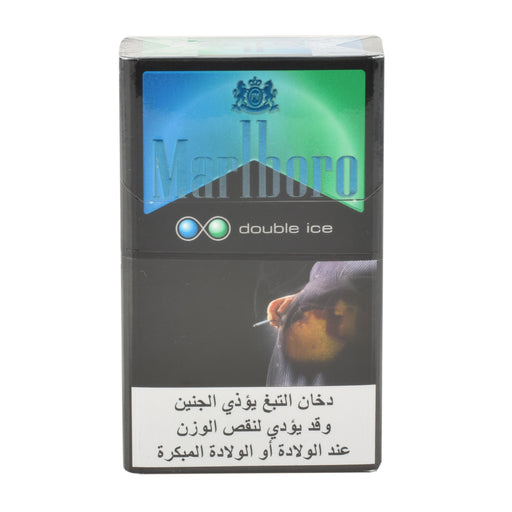 Marlboro Cigarette Double Ice 20'S