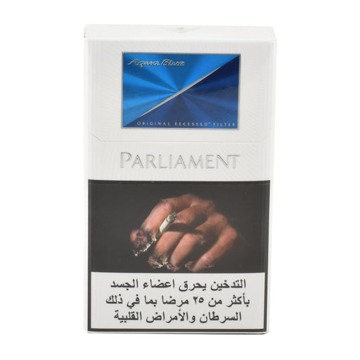 Cigarette Aqua Blue 20'S
