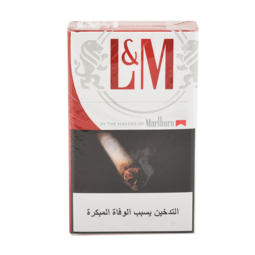Cigarette Red King Size 20'S