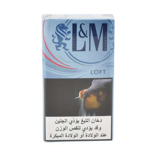 Cigarette Loft  4Mg 20'S