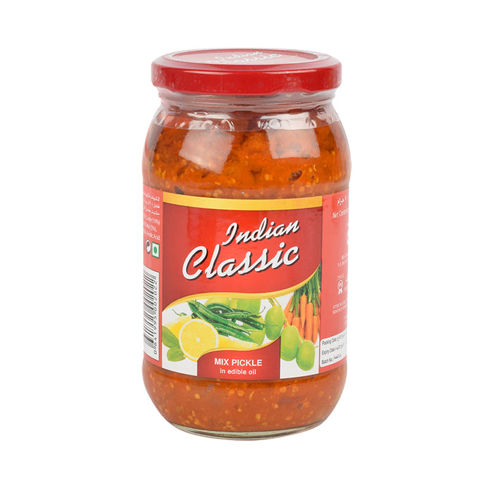 INDIAN Classic Mix Pickle 400Gm