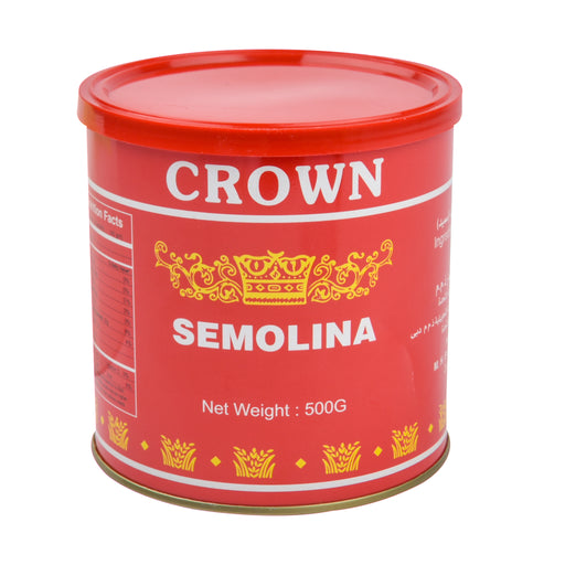 Crown Semolina 500gm
