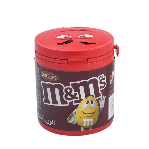 M & M Chocolate Canister 100g