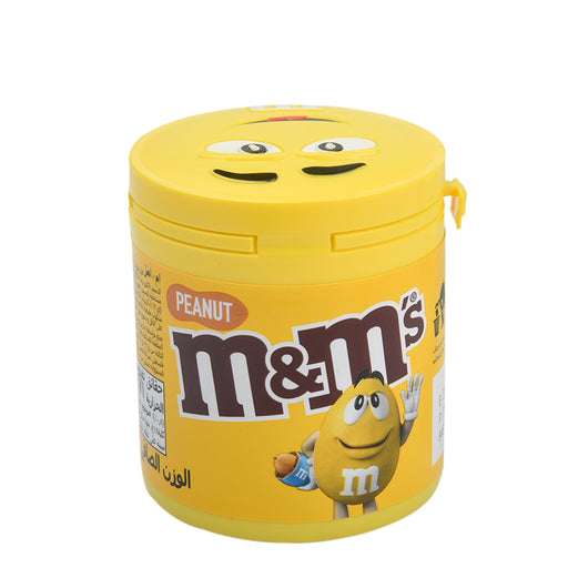 M & M Peanut Canister 100g