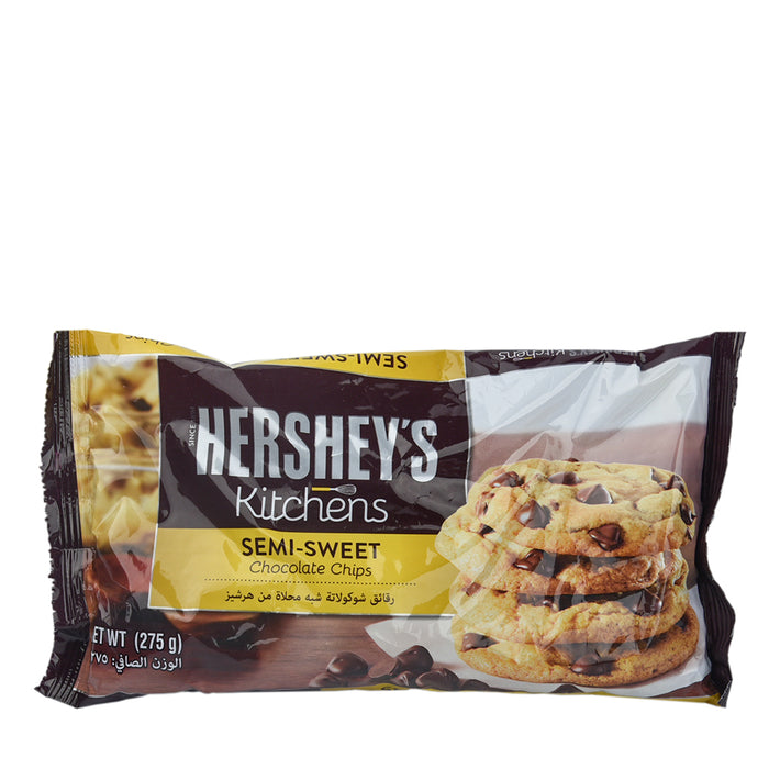 Hershey's Semi-Sweet Chocolate Chips 275gm