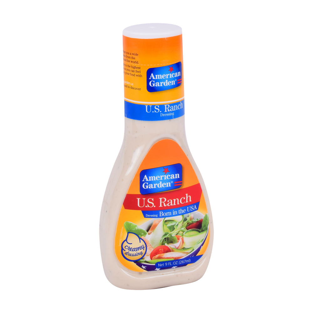 American Garden U.S Ranch Dressing 267ml