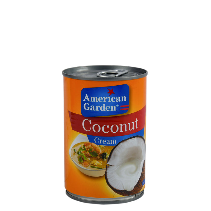 American Garden Instant Coconut Cream 400 Ml