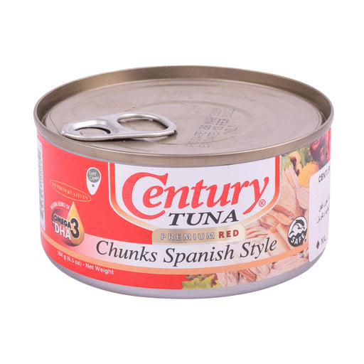 Century Tuna Chunk In Spanish Style184gm