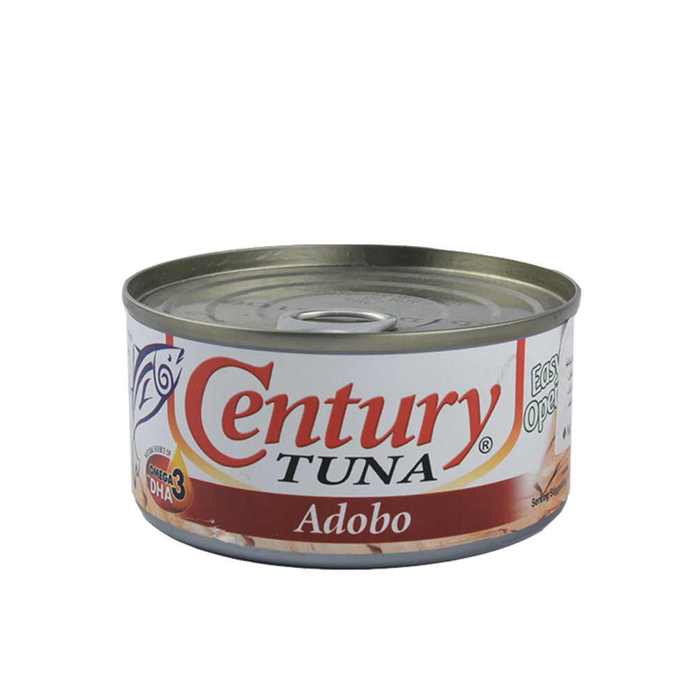 Century Light Tuna Adobo Style 180gm
