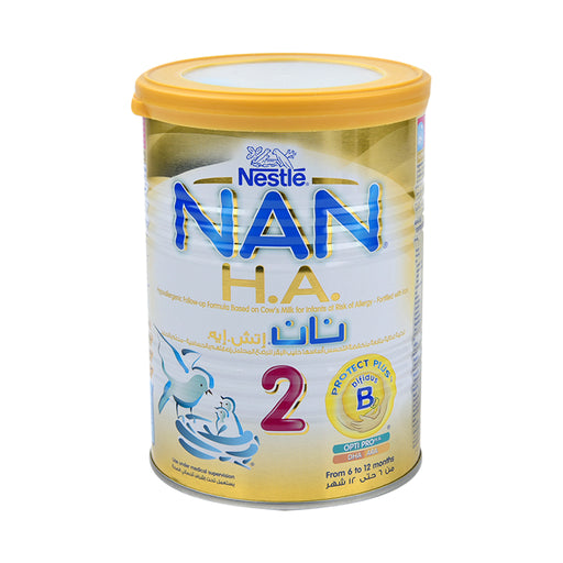 Nestle Nan Stage 1 Infant Follow On Milk Hypo Allergenic Plus 400Gm