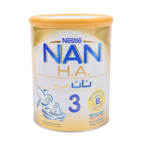 Nestle Nan Stage 3 Growing Up Milk Hypo Allengenic 800Grm
