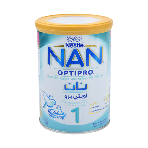 Nestle Nan Stage 1 Infant Formula Milk 400Grm